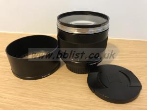 ZEISS Planar T* 85MM f1.4 ZE LENS Canon Fit