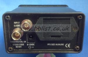 Canford video distribution box.