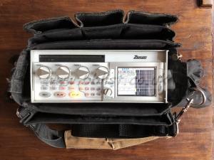 Zaxcom DEVA IV package the bag ...