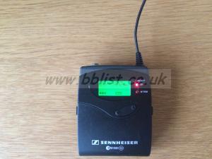 Sennheiser EW 500 G2 Transmitter