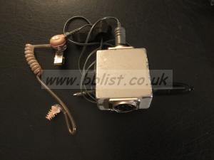 IFB Belt Pack Ear Piece Control.