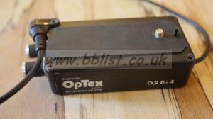 Optex DXA-1 mic mixer