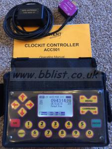 Ambient ACC501 Master Timecode Controller