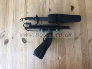 Neumann KMR 81i Shotgun Mic w/. all accesories and case