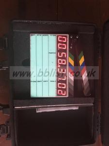 DENECKE TSC Timecode Slate