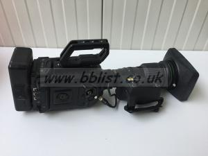 BMD Ursa mini with B4 mount