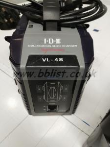 IDX Charger & Batteries