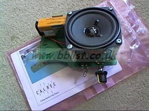 Calrec portable mini-amp