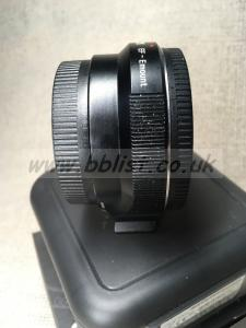 METABONES MK IV SMART ADAPTER - CANON EF TO SONY E MOUNT
