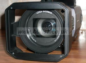 Panasonic DVX100 camera +Wide Angle Lens 82hrs