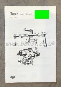 Ronin-M 3-axis Gimbal Stabiliser