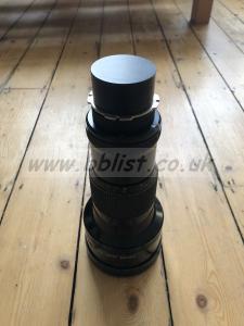 Canon FD 300mm F2.8 PL mount telephoto lens