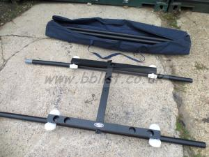 Hague D5T Camera Dolly and Track Kit