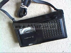 "Sanyo 1/4"" pocket recorder 1964"