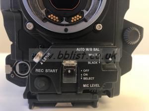 """SONY PMW 320 3x1/2"""" Exmor CMOS HD/SD"""