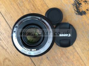 Canon 5D Mark III with Canon 24-70mm 1:2.8 L II USM lens