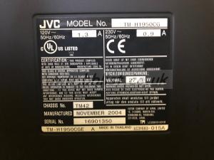 JVC 19# CRT monitor TM-H150CG