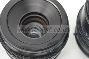 SONY 3 Lenses Set SCL-P35T20,50 and 85mm FOR PL Mount