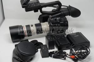 Canon EOS-C300 , Canon EF 70-200 F4 L USM Lens