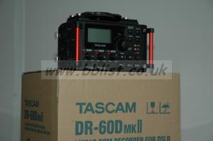 Tascam-60D MK II