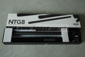 Røde NT-4 Shotgun microphone