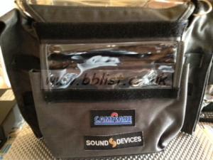 Sound Devices 744 Sound Bag original ,never used.