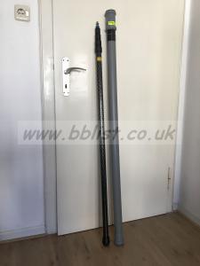 Ambient QX 5130 boom pole 130cm - 540 cm