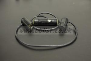 2_ 5Pin Stereo XLR Cables