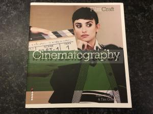 FilmCraft Cinematography Book.