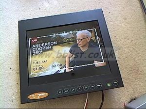 "2x  Oxygen 9.7"" LCD Monitors"