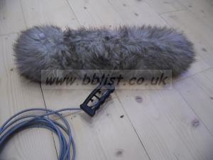 Sennheiser MZW 426, AKG SE300B, CK98, Rycote fur wind-jammer