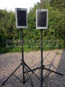 Anchor Audio Speakers Voyager Mains / 12v Battery Powered
