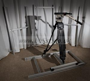 Aluminium 4m Track and Dolly