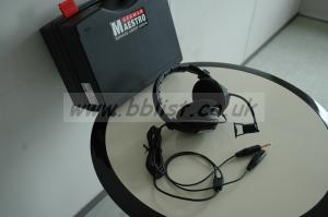 German Maestro GMH C 9.300 Commentator Headset