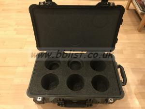Peli 1510 Heated Lens Case