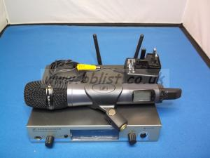 Sennheiser EvolutionSK500 / EM500 G3 GB Transmitter and Rece
