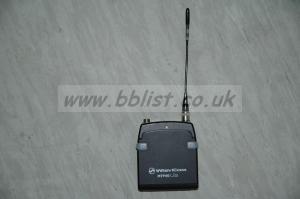 Wisycom MTP40 Lite transmitter