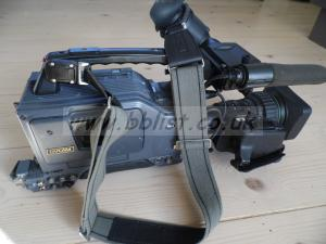 Sony DSR570 WSP Digital Camcorder with Canon broadcast lens