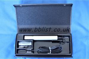 Sony ECM-77B miniature lavalier microphone XLR PSU with case