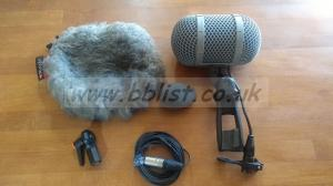 Schoeps CCM 41 Supercardioid Compact Microphone + Rycote