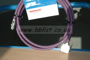 SWITCHCRAFT DB25M to10DB25M