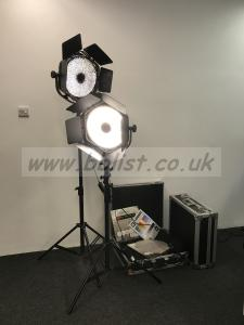 Rotolight Bicolour with accessories