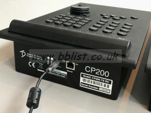 Tangent Devices CP200-BK & CP200-TS Panels