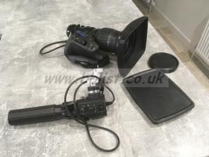Canon HJ11ex4.7B IRSE + DIGITAL ZOOM