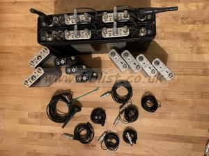 complete radio set MICRON SDR770.32 with DDH2 Racks