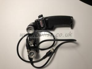 Canon Grip Z9 zoom controle