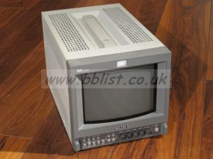"7"" COLOUR MONITOR SONY TRINITRON"