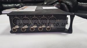 2 off USED SOUND DEVICES 552 SOUND MIXER AND RECORDER FOR LO