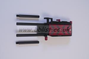 Panasonic Varicam LT Kit Zacuto VCT Pro Baseplate (with extension rods)