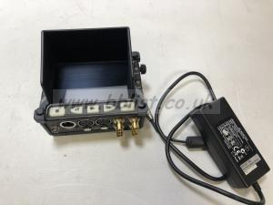 Sound devices pix240i - NEW sunshade and screen protector